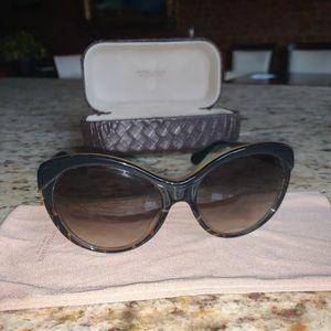 David Yurman Sunglasses Black Tortoise